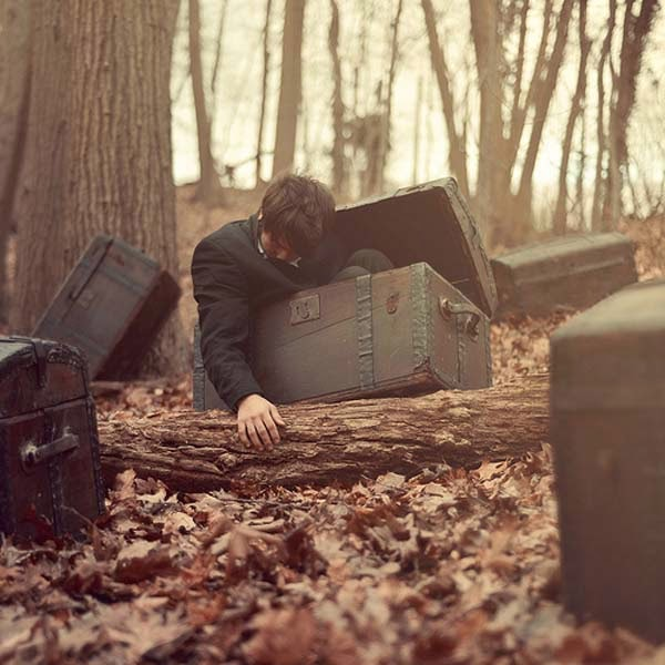Nicolas Bruno Horrifying hallucinations
