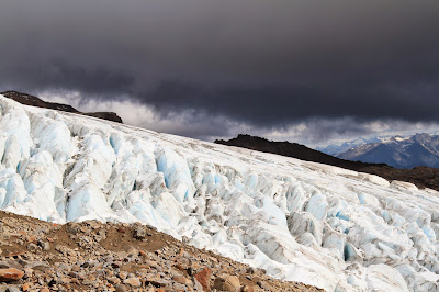 West side of the Easton Glacier