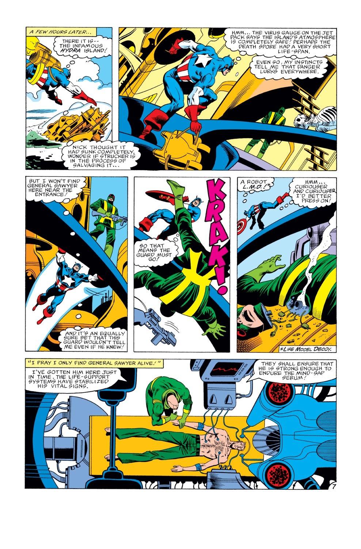 Captain America (1968) Issue #274 #190 - English 8