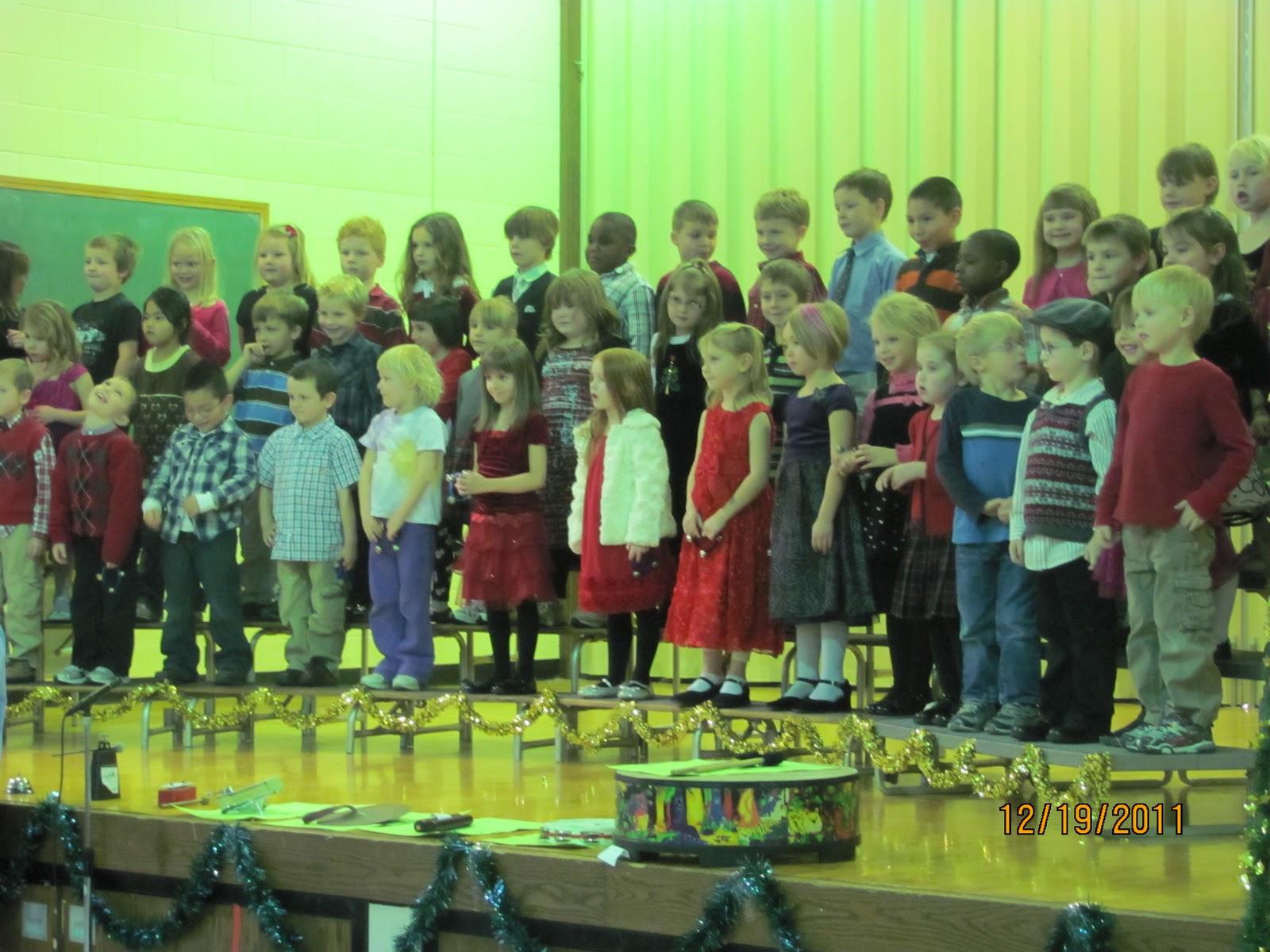 christmas concerts for preschoolers mrs pilger s kindergarten concert 114