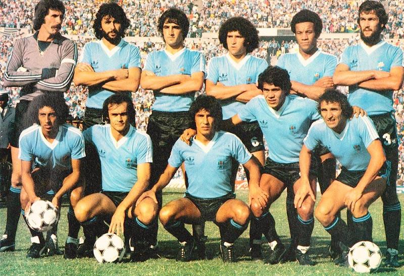 Resultado de imagem para uruguai 1970