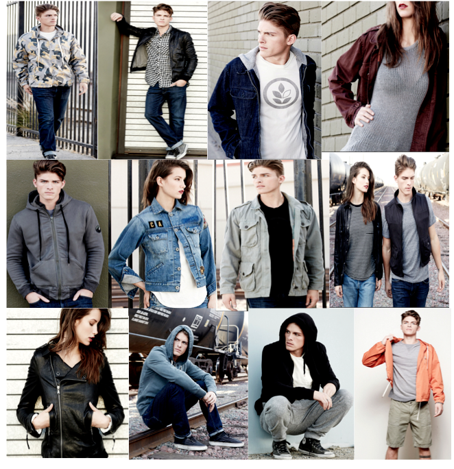 Ever Outerwear 2014