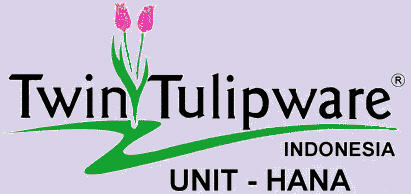 Twin Tulipware Indonesia - Unit Hana
