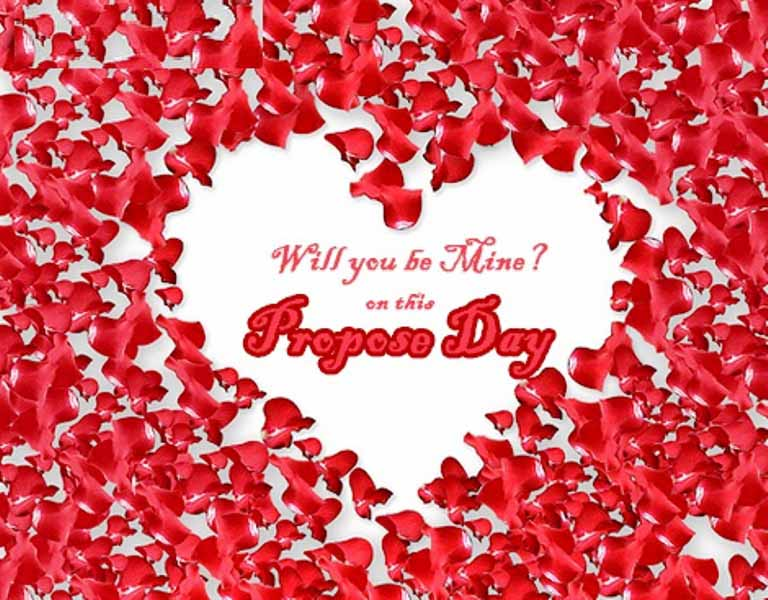 Happy Propose Day Wallpaper Free Download
