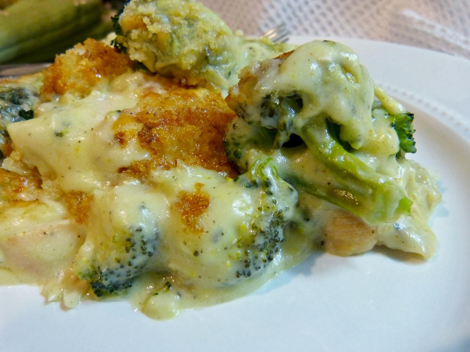 Chicken Divan, Lightened Up Recipes — Dishmaps