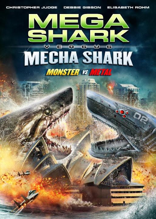 Đại Chiến Cá Mập - Mega Shark vs. Mecha Shark