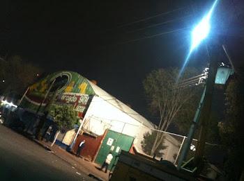 """SE ILUMINA EL MERCADO """"NUEVO SAN LÁZARO"""""""