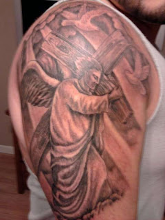 Guardian angels tattoos