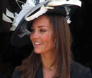 Kate Middleton at the Garter Procession 2008 Biodata Kate Middleton (Isteri Putera William)