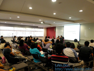 2011 World Book & Copyright Day @ UP TechnoHub 7