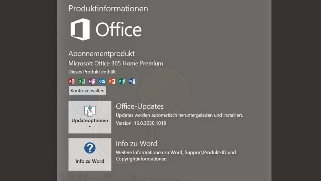 Microsoft Office 16 Beta Leaked