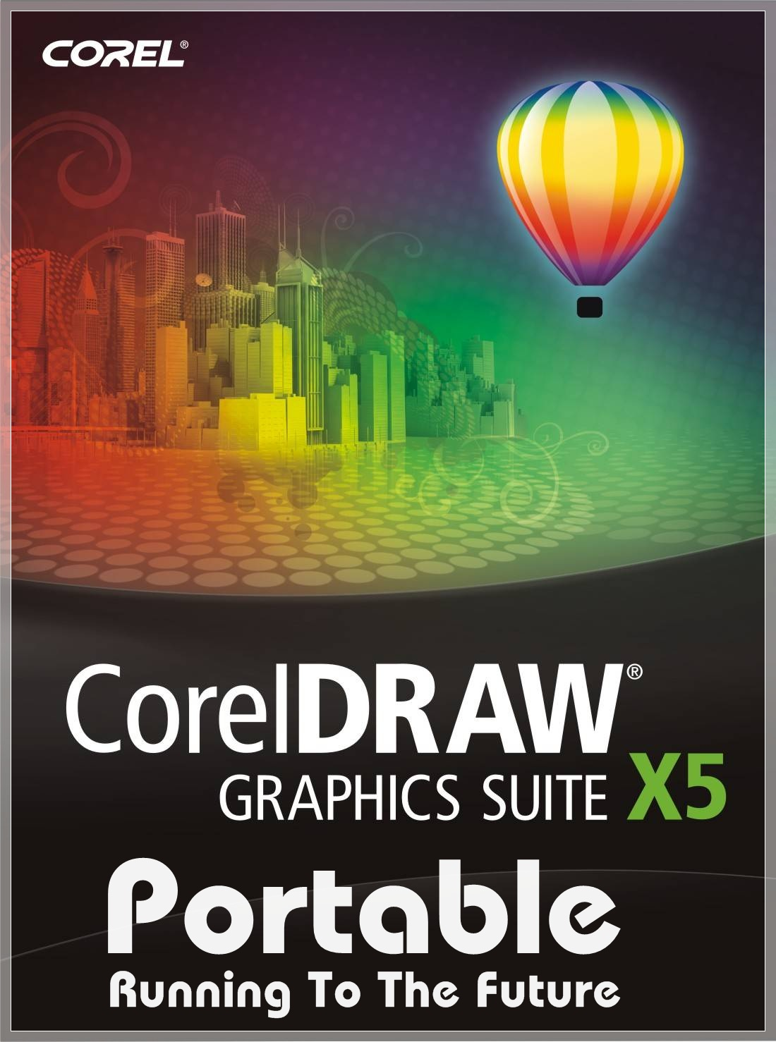 Coreldraw version 12 - Warning This Is A Portable Version Of The Sofware
