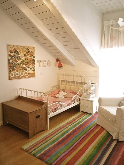 Boho deco chic habitaciones para princesas - Habitaciones de forja ...