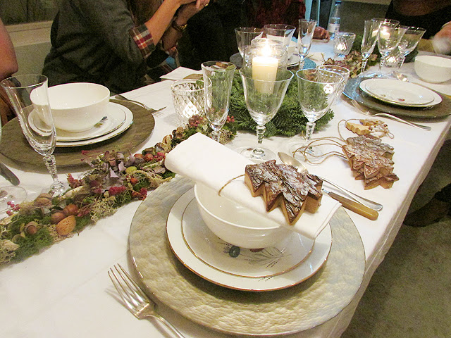 Taller de decoración de mesas de Sonia Escribano