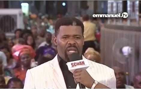 Pastor, Set Free From Sexual Immorality By TB Joshua, Shares His Advice y3643