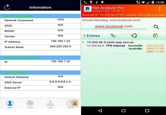 Sniffer Network Analyzer Pro : Net analyzer pro v apk latest bluetech support