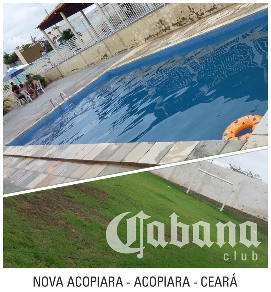 Cabana Club em Acopiara