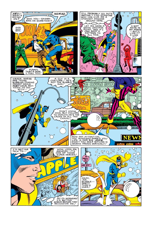Captain America (1968) Issue #307 #235 - English 13