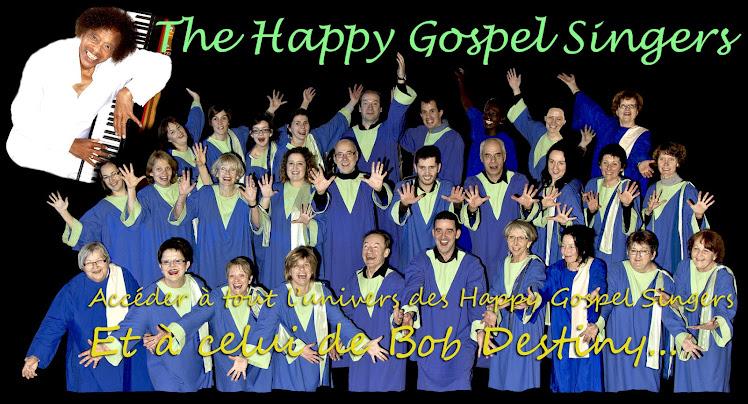 happy gospel singers