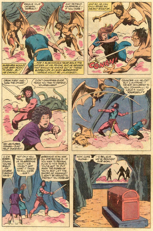 Conan the Barbarian (1970) Issue #125 #137 - English 18