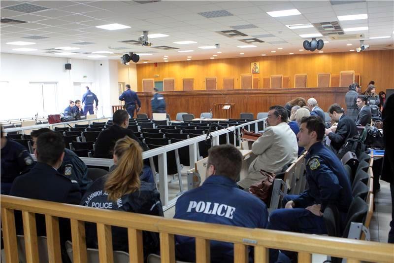 Διεκόπη η δίκη της Χρυσής Αυγής για τις 7 Μαΐου (ΦΩΤΟ  & ΒΙΝΤΕΟ)