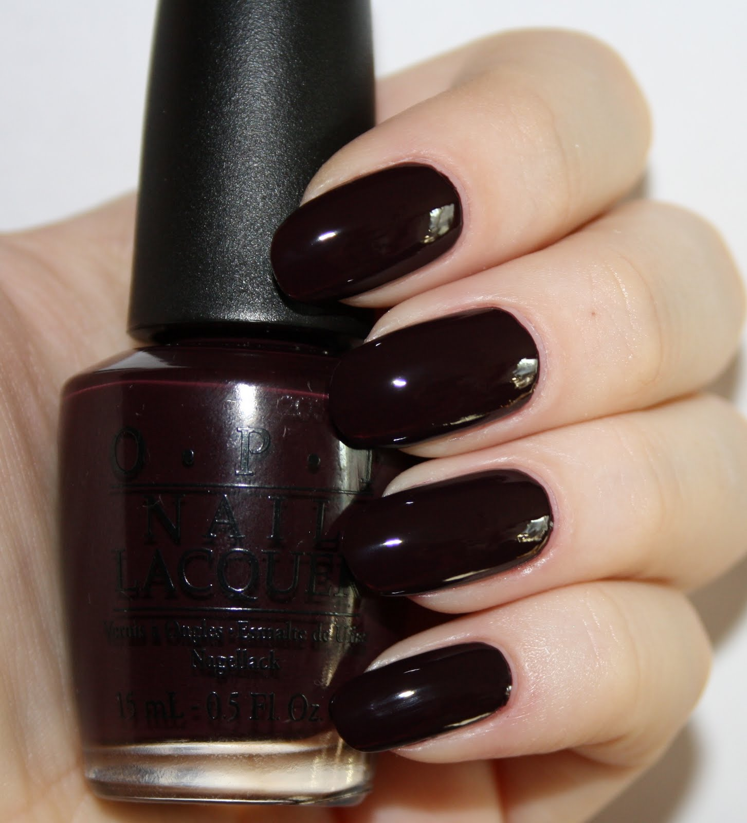 vique s varnish opi william tell me about opi dark plum but light enough to still be able to tell the base colour i it to be an easy one in terms of application i used two coats