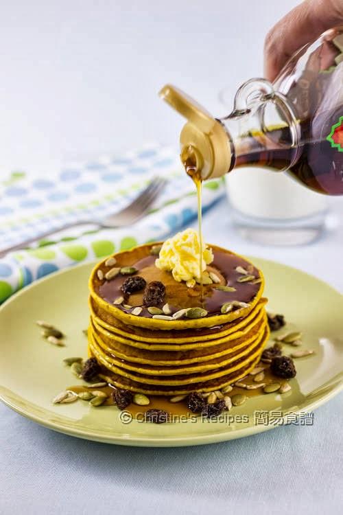 南瓜班戟 Pumpkin Pancakes01