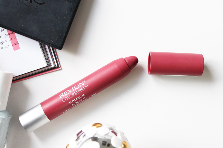 MOST LOVED // November '14 - Revlon Matte Balm in Sultry - CassandraMyee