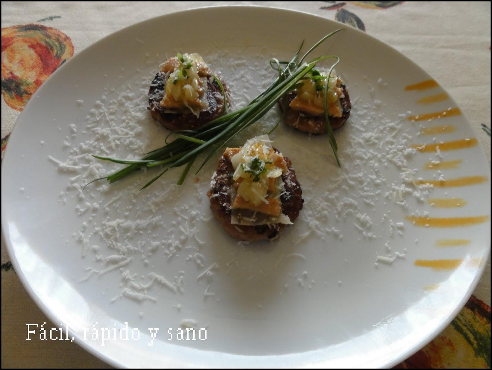 F cil r pido y sano cocina para gente sin tiempo platos for Platos faciles para sorprender