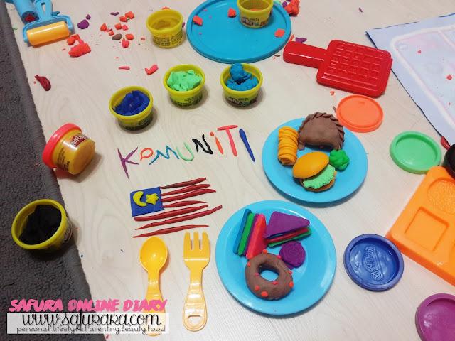 ajak anak main PLAY-DOH dan masuk The Malaysia Book of Records!