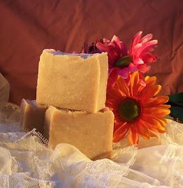 I make soap!