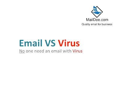 คงไม่มีใครอยากให้ Email ของตนเองติด Virus