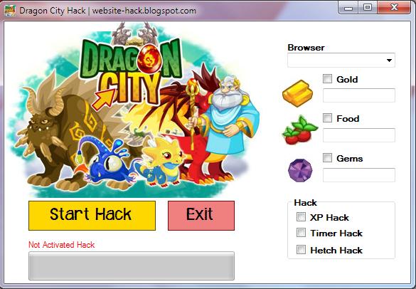 Hack Game and Program !: Dragon City Cheat