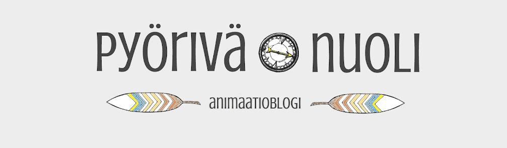 Pyörivä nuoli - animaatioblogi