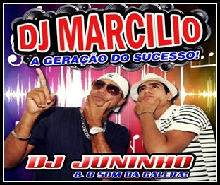 DJ Marcílio e DJ Juninho
