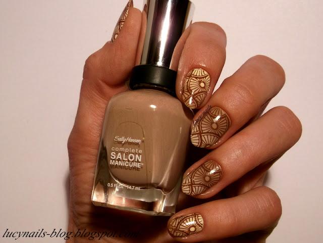 Sally Hansen Complete Salon Manicure nr 374 Mauve Along