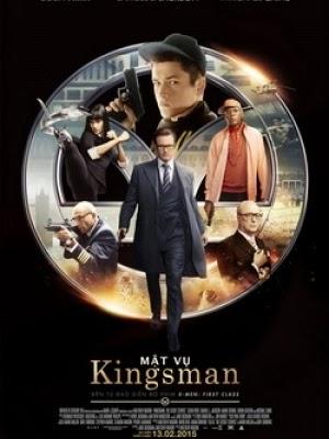 Phim Mật Vụ Kingsman-Kingsman: The Secret Service 2014  HDrip VIETSUB