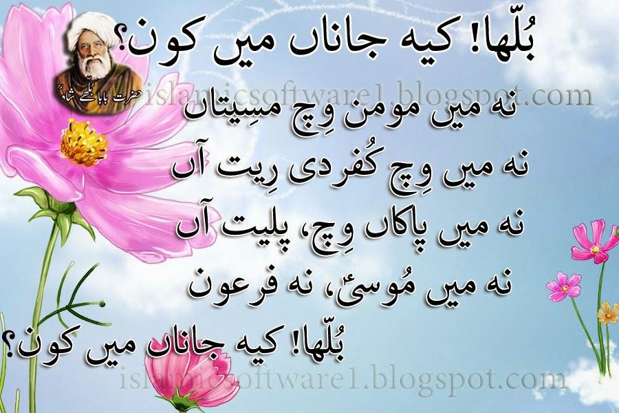 baba bulleh shah quotes 1