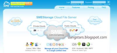 Cara Transfer File Antara Berbagai Layanan Penyimpanan Awan Secara Online