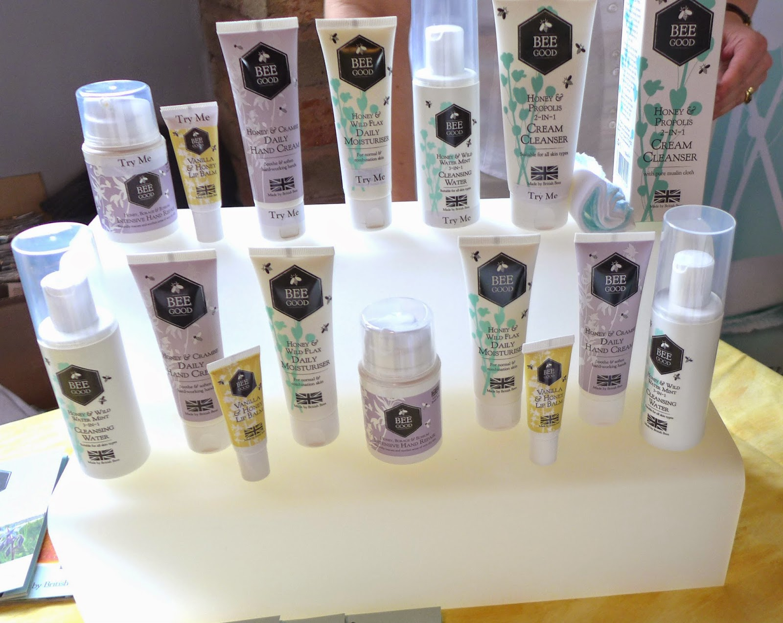 Bee Good Products