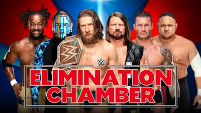 WWE Elimination Chamber 2019 PPV WEBRip 480p x264 800Mb