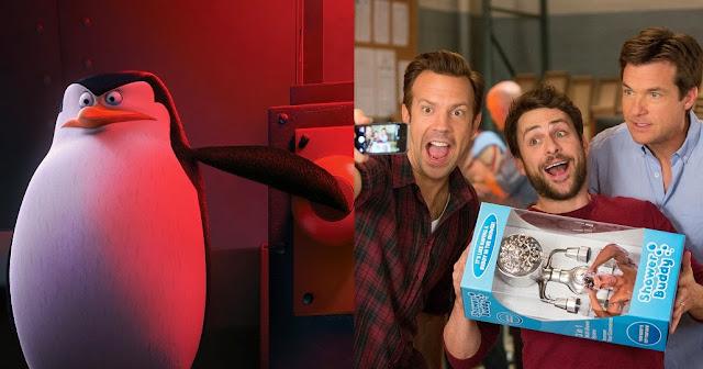 Penguins Madagascar Horrible Bosses 2 malaysia