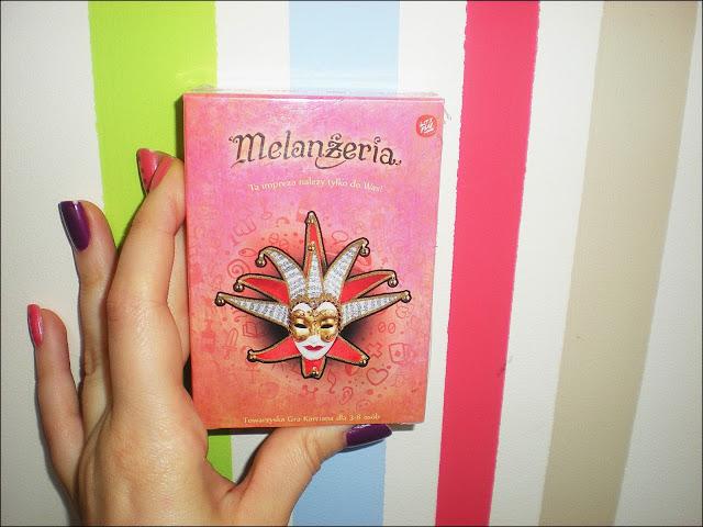 MELANŻERIA - gra karciana od Let's Play