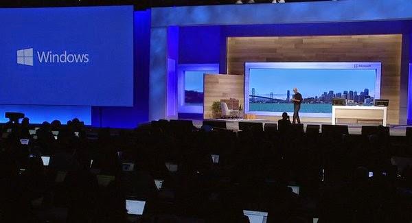 أهم ما تم الكشف عنه في حدث مايكروسوفت حول ويندوز 10