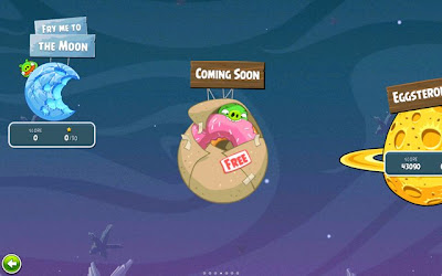 The Simpson Akan Hadir Di Game Angry Birds Space