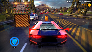 Redline Rush Android Game