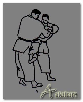 Teknik Dasar Bantingan Oguruma - Beladiri Judo