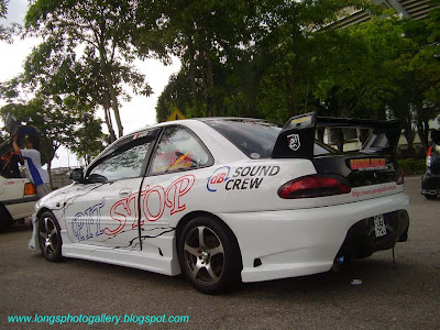 Putra Evolution bodykit