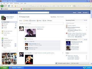 Blinking Facebook LOGO Untitled