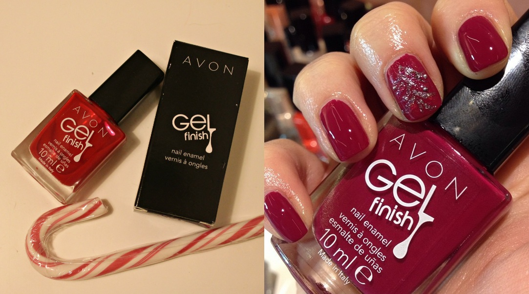 smalto avon gel